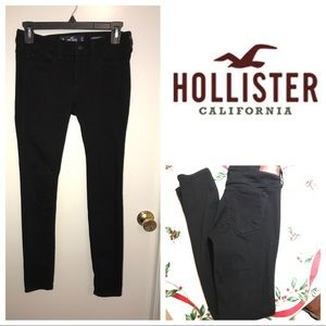 Hollister Low Rise Jean legging Advance Stretch
